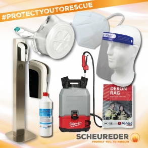 """""""protect you to rescue"""" - gerade jetzt!"""